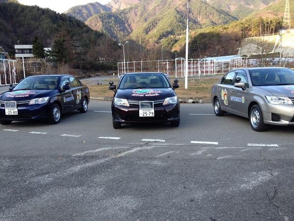 新車トヨタ・カローラアクシオのサムネイル画像